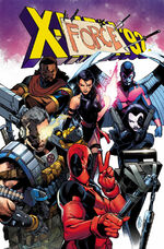 X-Men '92 Vol 1 3 Textless