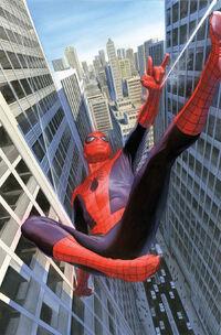 Amazing Spider-Man Vol 3 1.1 Textless