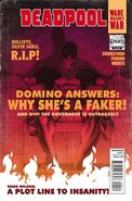 Deadpool Wade Wilson's War Vol 1 4
