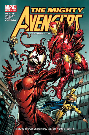 Mighty Avengers Vol 1 8