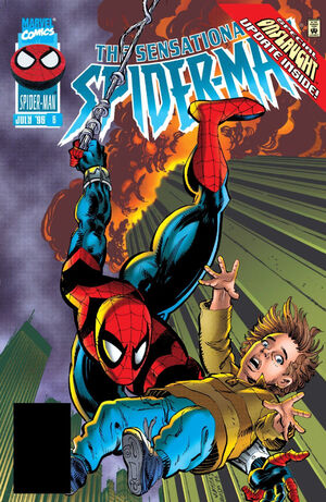 Sensational Spider-Man Vol 1 6