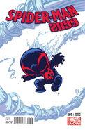 Spider-Man 2099 Vol 2 1 Baby Variant
