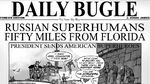 Daily Bugle (Earth-717) What If Fantastic Four Vol 1 1