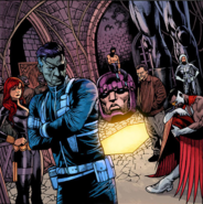 Defenders (Earth-23223) from What If Age of Ultron Vol 1 3 0001