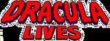 Dracula Lives (1974) Marvel UK logo