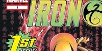 Iron Fist Vol 4