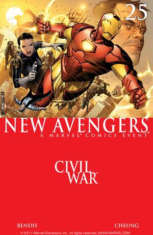 New Avengers Vol 1 25