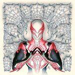 Spider-Man 2099 Vol 3 1 Hip-Hop Variant Textless