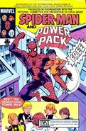 Spider-Man and Power Pack Vol 1 1
