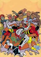 X-Statix Vol 1 1 Textless