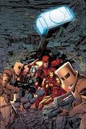 Avengers Vol 5 26 Textless