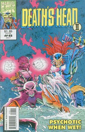 Death's Head II Vol 2 8