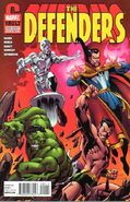 Defenders From the Marvel Vault Vol 1 1