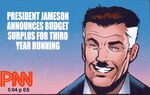 John Jonah Jameson (Earth-TRN207) from Amazing Spider-Man Annual Vol 1 39 001
