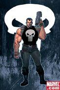 Punisher War Journal Vol 2 7 Textless