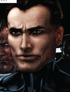 Jeremy Latcham (Earth-616) from X-Force Vol 3 1 001