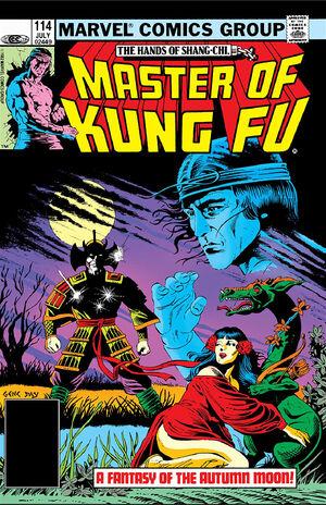 Master of Kung Fu Vol 1 114