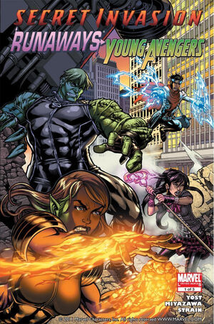 Secret Invasion Runaways Young Avengers Vol 1 1