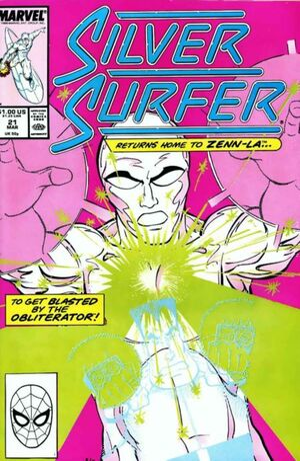 Silver Surfer Vol 3 21