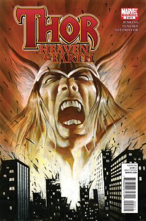 Thor Heaven & Earth Vol 1 2