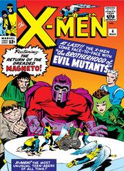 X-Men Vol 1 4