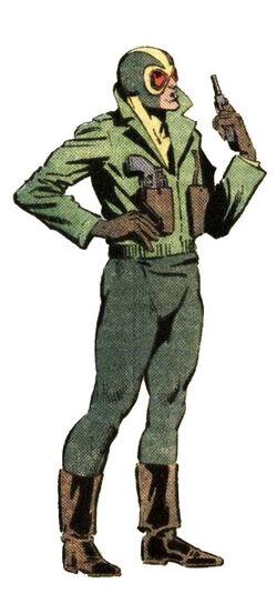 Frank Moore (Earth-616) from OHOTMU v2 16