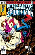 Peter Parker, The Spectacular Spider-Man Vol 1 37