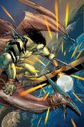 Skaar King of the Savage Land Vol 1 4 Textless