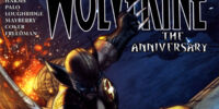 Wolverine: The Anniversary Vol 1