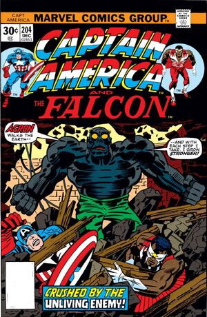 Captain America Vol 1 204