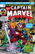 Captain Marvel Vol 1 42