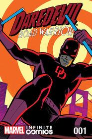 Daredevil Road Warrior Infinite Comic Vol 1 1