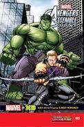 Marvel Universe Avengers Assemble Season Two Vol 1 5