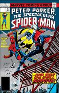 Peter Parker, The Spectacular Spider-Man Vol 1 8