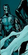Piotr Rasputin (Earth-10710) from X-Men Blind Science Vol 1 1 0001