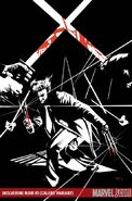 Wolverine Noir Vol 1 3 Variant Textless