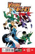 Young Avengers Vol 2 5