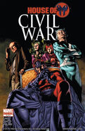 Civil War House of M Vol 1 2