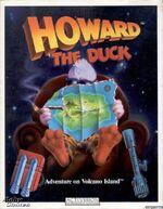 Howard the Duck Adventure on Volcano Island