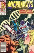 Micronauts Vol 2 5