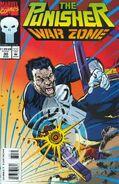 Punisher War Zone Vol 1 30