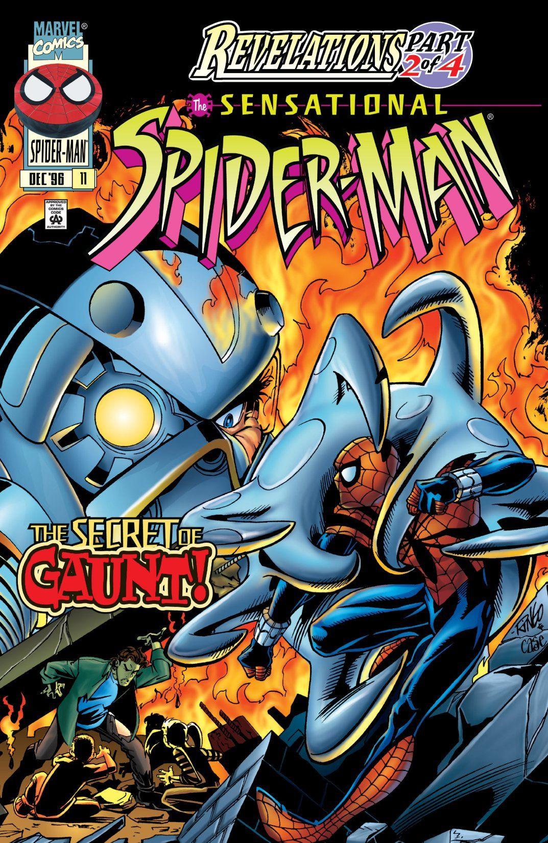 The Sensational Spider-Man #11