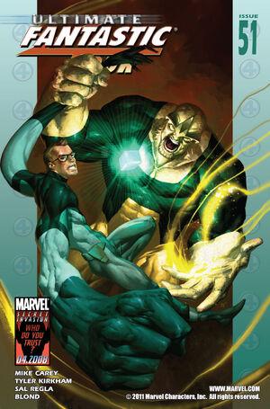 Ultimate Fantastic Four Vol 1 51