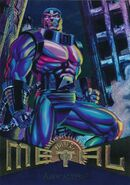 En Sabah Nur (Earth-616) from Marvel Metal Trading Cards 0001