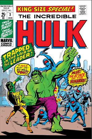 Incredible Hulk Special Vol 1 3