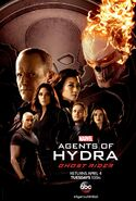 Marvel's Agents of Hydra poster 004