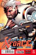 Cable and X-Force Vol 1 1 Joe Quesada Variant