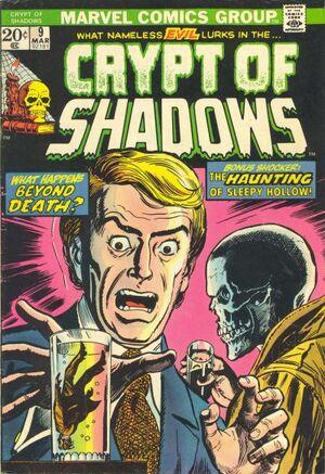 Crypt of Shadows Vol 1 9