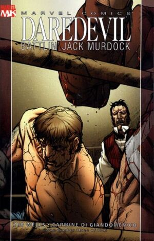 Daredevil Battlin' Jack Murdock Vol 1 3