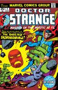 Doctor Strange Vol 2 9